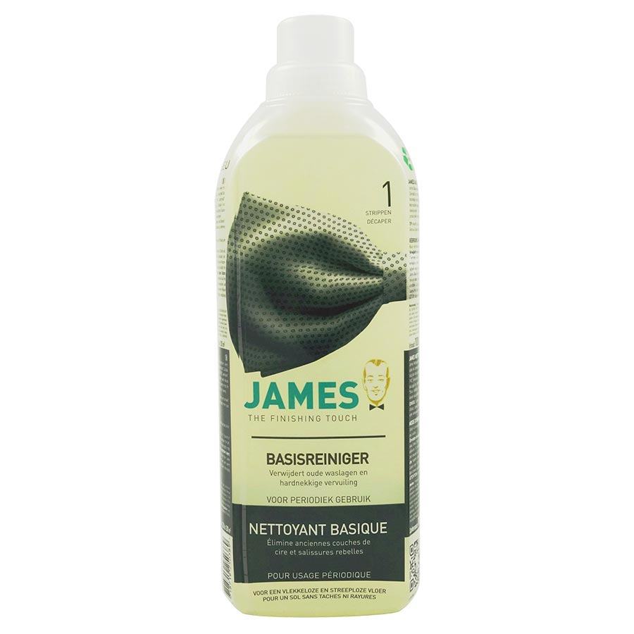 James Basisreiniger flacon 1 liter