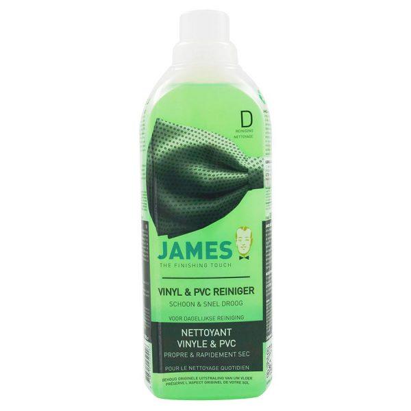James Vinyl & PVC reiniger flacon 1 liter